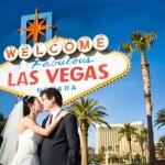 Matrimonio cattolico a Las Vegas